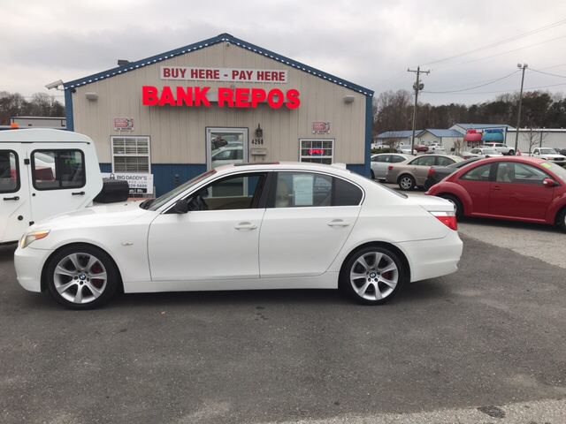 2007 BMW</span> 5  530i 4dr Sedan