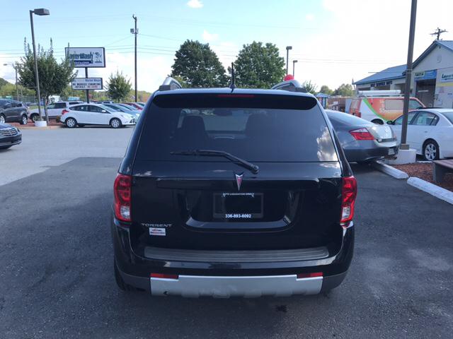 2009 Pontiac</span> Torrent Base 4dr SUV