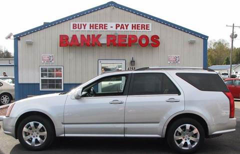 2007 Cadillac SRX for sale in Winston Salem, NC