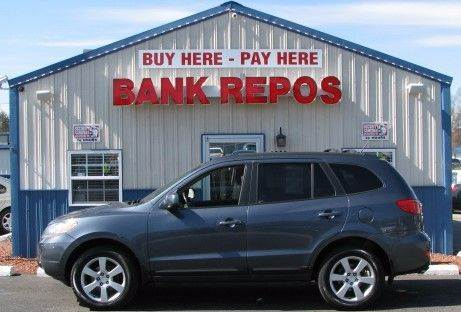 2007 Hyundai Santa Fe for sale in Winston Salem, NC