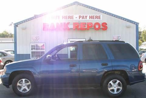 2005 Chevrolet TrailBlazer for sale in Winston Salem, NC