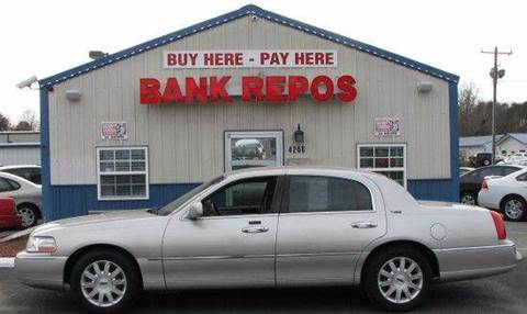 2006 Lincoln Town Car for sale in Winston Salem, NC