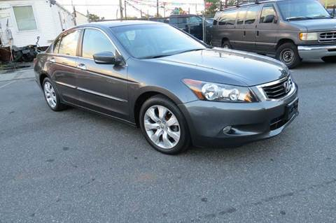 2008 Honda Accord for sale in Roosevelt, NY