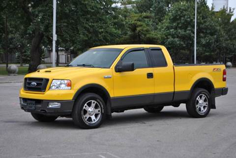 2004 Ford F-150 for sale in Roosevelt, NY
