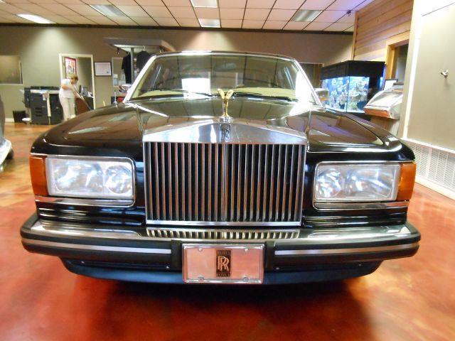 1982 Rolls Royce Silver Spirit