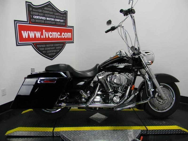 2005 Harley-Davidson FLHRS