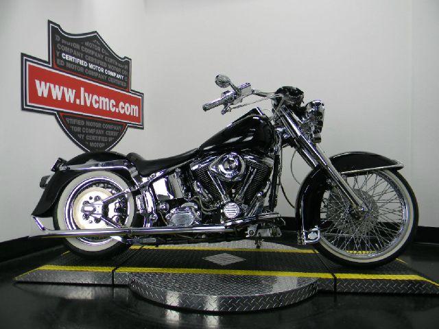 1991 Harley-Davidson FLFTS