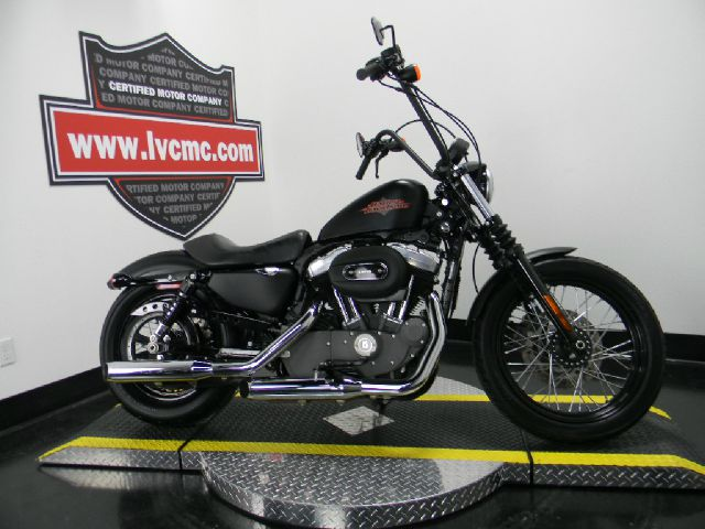 2010 Harley-Davidson XL1200N
