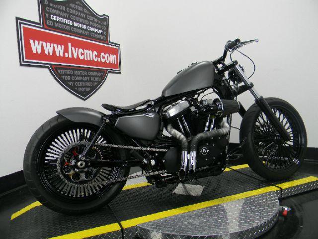 2011 Harley-Davidson XL1200  48