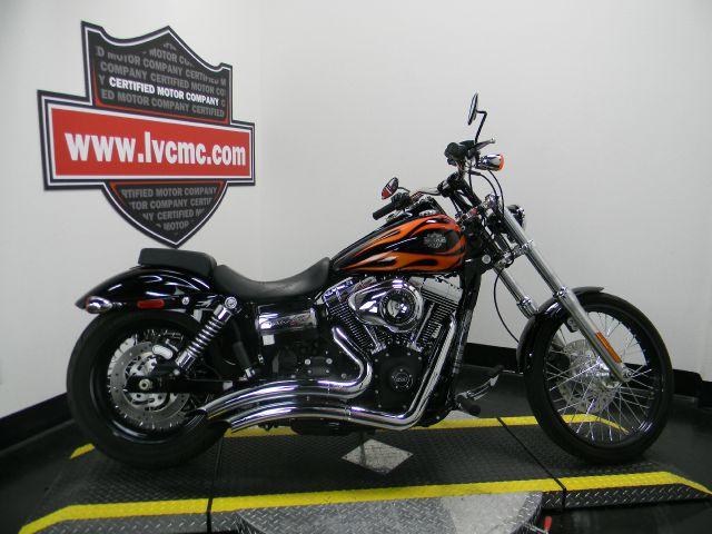 2013 Harley-Davidson FXDWG-103