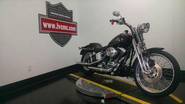 2005 Harley-Davidson FXSTSI