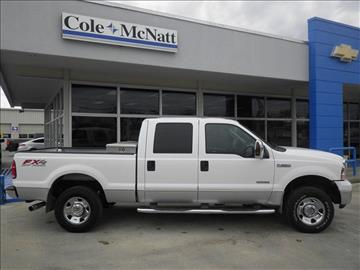 2006 Ford F-250 Super Duty for sale in Gainesville, TX