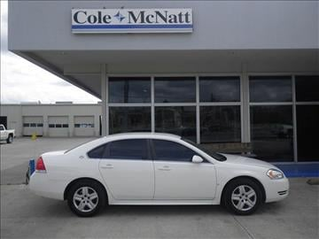 2009 Chevrolet Impala for sale in Gainesville, TX