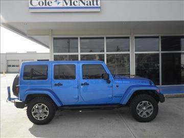 2015 Jeep Wrangler Unlimited for sale in Gainesville, TX