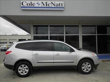 2011 Chevrolet Traverse for sale in Gainesville, TX