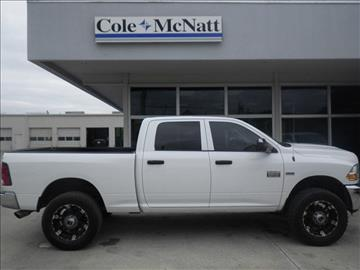 2012 RAM Ram Pickup 2500 for sale in Gainesville, TX