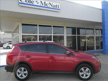 2014 Toyota RAV4 for sale in Gainesville, TX