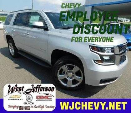 2017 Chevrolet Tahoe for sale in West Jefferson, NC