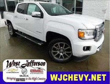 2017 GMC Canyon for sale in West Jefferson, NC