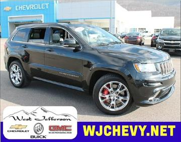 used 2013 jeep grand cherokee for sale in north carolina. Black Bedroom Furniture Sets. Home Design Ideas