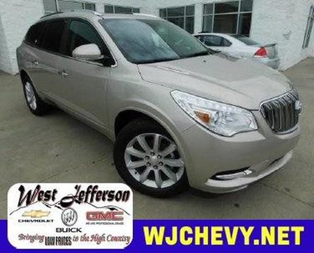 2017 Buick Enclave for sale in West Jefferson, NC