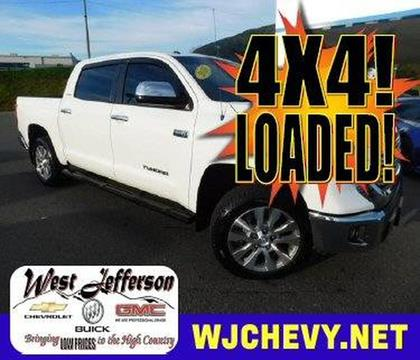 2016 Toyota Tundra for sale in West Jefferson, NC