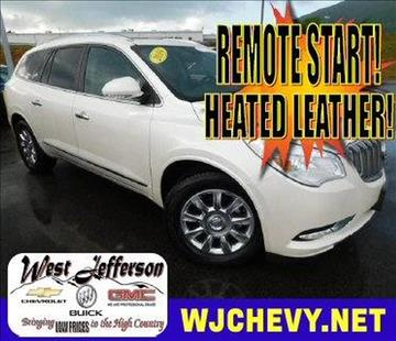 2014 Buick Enclave for sale in West Jefferson, NC