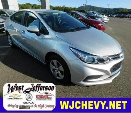 2018 Chevrolet Cruze for sale in West Jefferson, NC