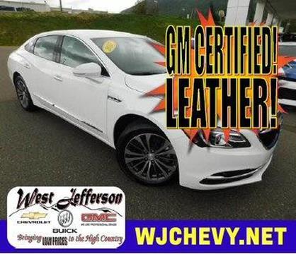 2017 Buick LaCrosse for sale in West Jefferson, NC