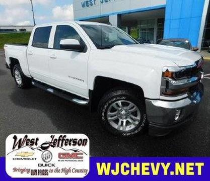 2018 Chevrolet Silverado 1500 for sale in West Jefferson, NC