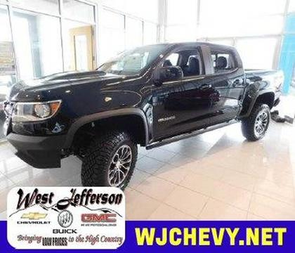 2018 Chevrolet Colorado for sale in West Jefferson, NC