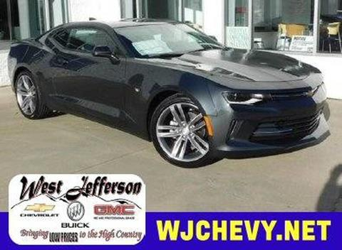 2017 Chevrolet Camaro for sale in West Jefferson, NC