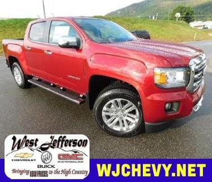 2018 GMC Canyon for sale in West Jefferson, NC