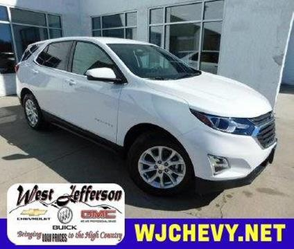 2018 Chevrolet Equinox for sale in West Jefferson, NC