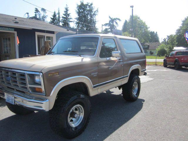 1985 ford bronco for sale in arlington wa for Lanny carlson motor inc kearney ne