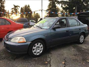 1998 Honda Civic for sale in Arlington, WA
