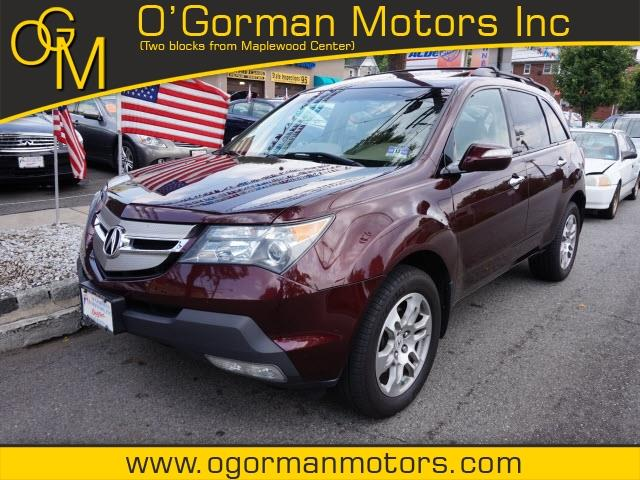 2009 Acura Mdx Sh Awd W Tech 4dr Suv W Technology Package Irvington