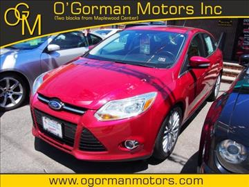 2012 Ford Focus for sale in Irvington, NJ