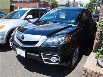 2010 Acura RDX for sale in Irvington, NJ