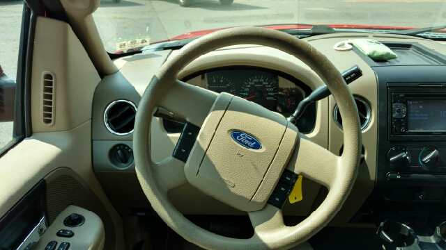 2005 Ford F-150 4dr SuperCrew XLT Rwd Styleside 5.5 ft. SB - Bossier City LA