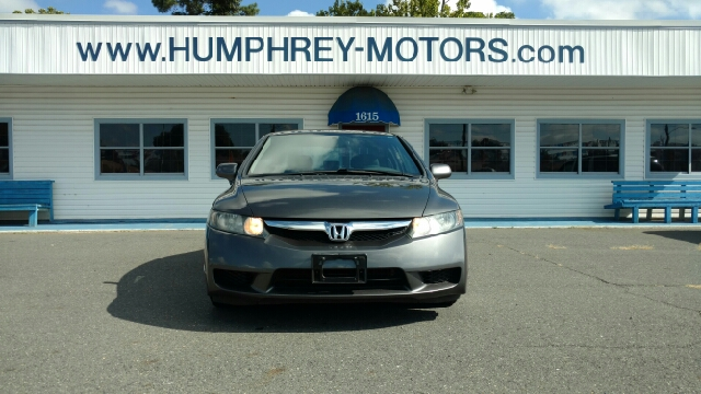 2011 Honda Civic LX 4dr Sedan 5A - Bossier City LA