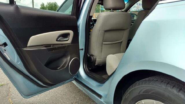 2011 Chevrolet Cruze LT 4dr Sedan w/1LT - Bossier City LA