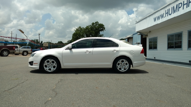 2010 Ford Fusion SE 4dr Sedan - Bossier City LA