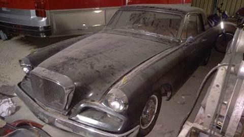 1962 Studebaker Hawk for sale in Stockton, KS
