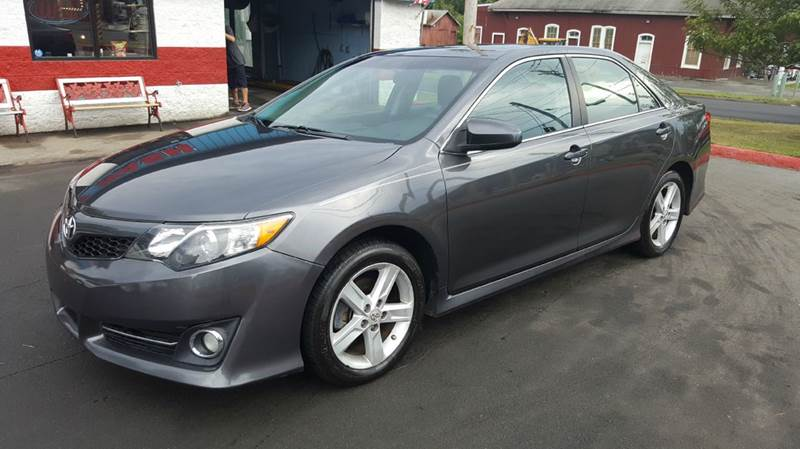 2012 Toyota Camry SE Sport Limited Edition 4dr Sedan   Middletown NY