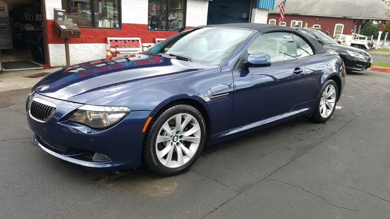 Bmw Series I Dr Convertible In Middletown NY Five - 2009 bmw 645