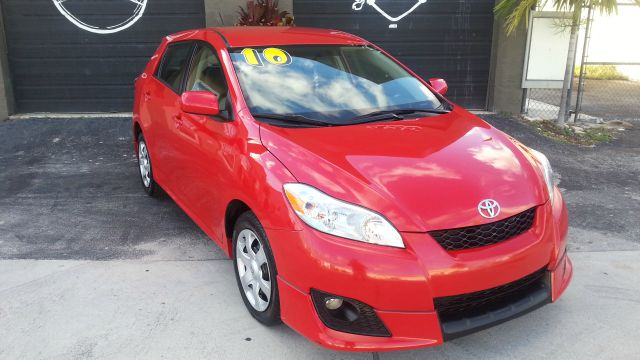 2010 TOYOTA MATRIX BASE 4-SPEED AT red financiamos com licensia intl o passaporteitin grantizado