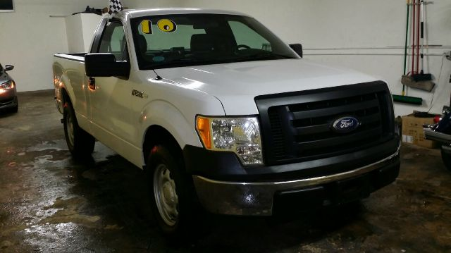 2010 FORD F150 XL 65-FT BED 2WD white abs brakesair conditioningamfm radioanti-brake system