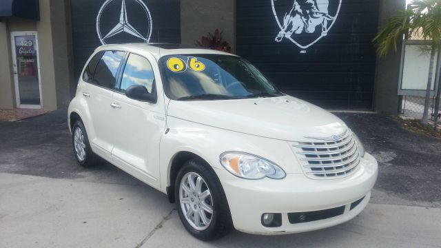 2006 CHRYSLER PT CRUISER LIMITED EDITION beige financiamos a todos los tipos de credito garantizad