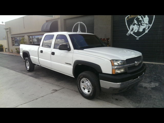 2003 CHEVROLET SILVERADO 2500HD CREW CAB LONG BED 2WD unspecified financiamos a todos los tipos de